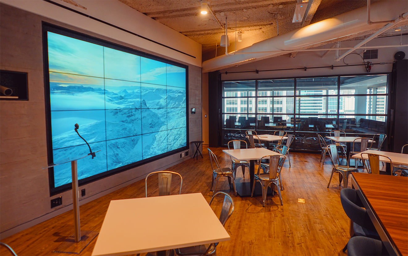 Unveiling a New Workspace for Innovation at Blackstone - Blackstone